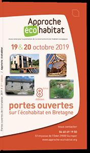livret des portes ouvertes sur l'écohabitat en Bretagne